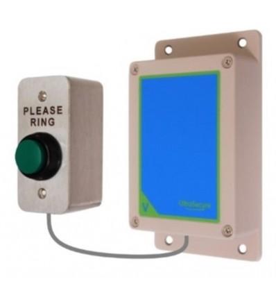 Protect 800 Long range 800 metre Transmitter in a weatherproof box