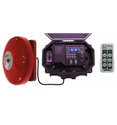 Protect 800 Outdoor Receiver with Weatherproof Bell