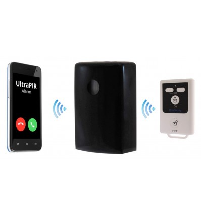 3G UltraPIR GSM Alarm with Hood