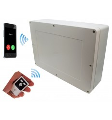 All in One Vehicle Detecting Covert GSM Battery Alarm