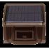 Solar Wireless Brown PIR