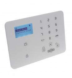 KP9 3G or GSM Alarm Panel (Burglar, Panic, Flood Alarms).