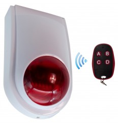 Wireless KP Budget Panic Alarm