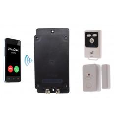 Covert Battery Silent 3G GSM UltraDIAL Door Alarm