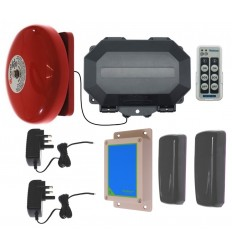 Photo Cell Wireless Driveway & Entrance Bell Kit