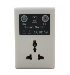 GSM Wall Socket Switch