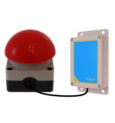 Additional Push Button for the Long Range (1800 metre) activity centre Panic Alarm