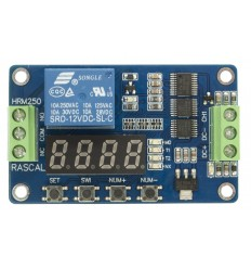 10 Function Timer Relay