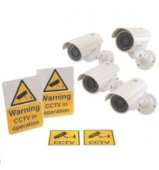 DC21 Dummy Camera Special Offer Package