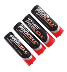 4 x AA Batteries