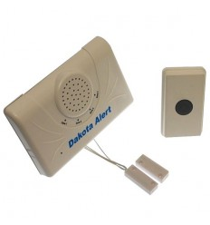 Dakota 2500E Long Range Wireless Door Alert System