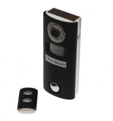 Remote Control Battery Alarm & Hidden CCTV (black)