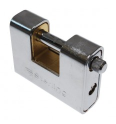 Armoured Steel Security Padlock