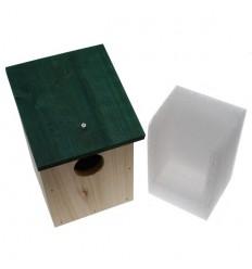 Wooden Bird-box for the Dakota 2500E PIR