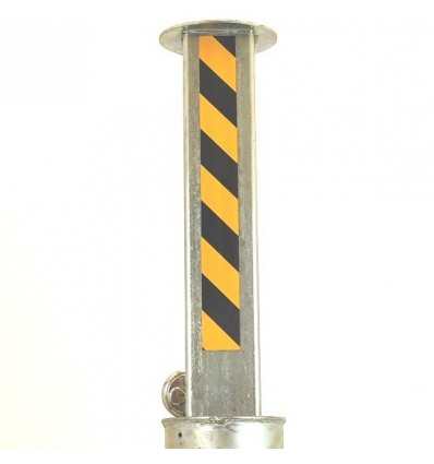TP-100 Fully Telescopic Security Post