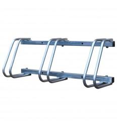Wall Mounting Steel Triple Bike Rack