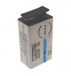9v PP3 Lithium Battery