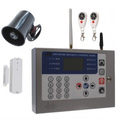 KP Wireless GSM Workshop Alarm 1