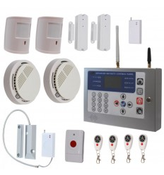 Silent Workshop Wireless GSM Workshop Alarm 5