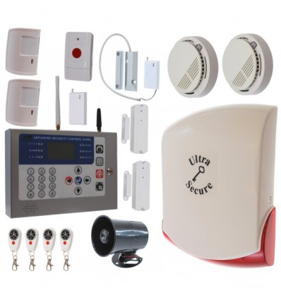 KP Workshop GSM Wireless Alarm 5